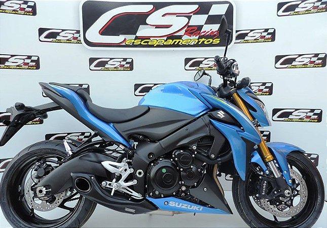 Escapamento Suzuki Gsx-S 1000 Full Completo
