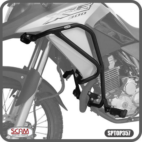 Protetor de motor carenagem HONDA XRE300 10> SCAM