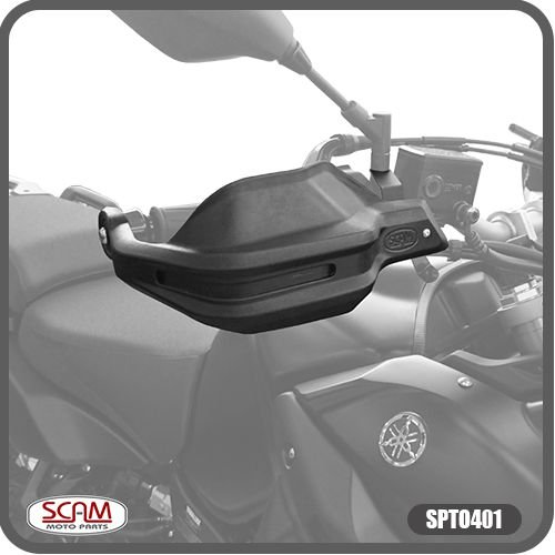 Protetor de Mão - Yamaha Tenere 1200 2011+