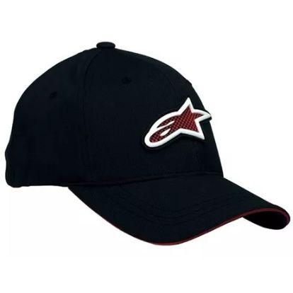 Boné Alpinestars Astar Rubber Logo
