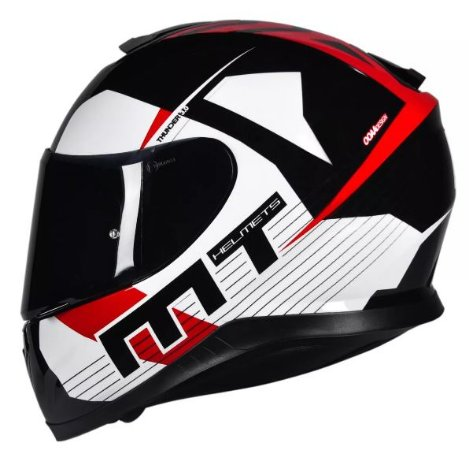 Capacete Mt Thunder 3 Ray