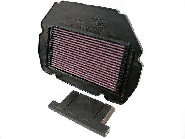 Filtro de ar kn CBR 600F 95/98 HONDA K&N HA-6095