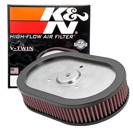 Filtro de ar kn HARLEY CVO 110CI 09/15 K&N HD-0910