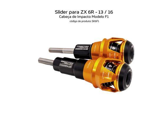Slider Zx6r 13 a 16 Kawasaki Procton