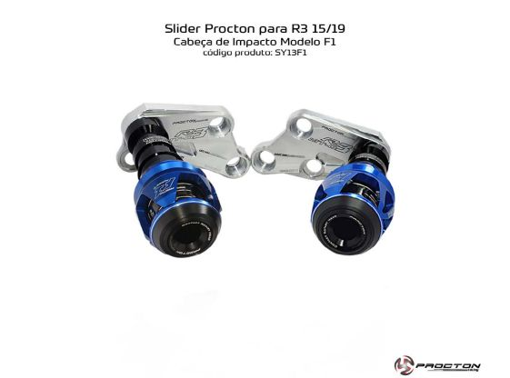 Slider R3 15 a 19 Yamaha Procton