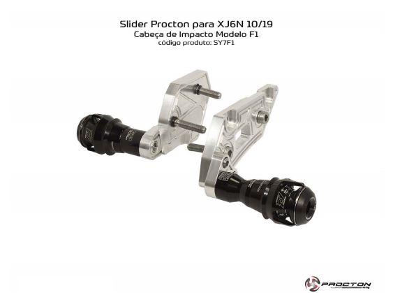 Slider Yamaha Xj6n 10 a 19 Procton