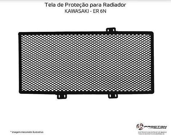 Protetor de radiador Kawasaki ER 6N