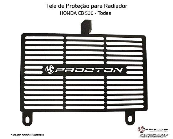 Protetor de radiador HONDA CB 500 14/18