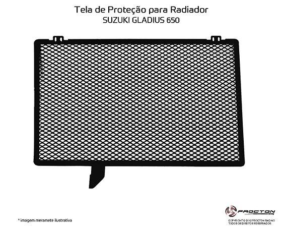 Protetor de radiador SUZUKI GLADIUS 650