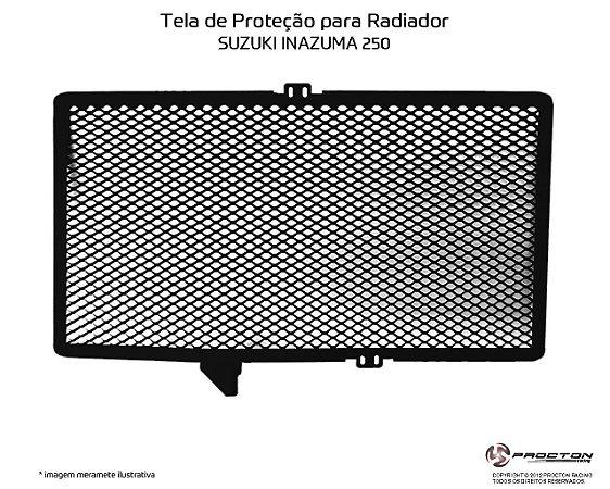Protetor de radiador SUZUKI INAZUMA 250