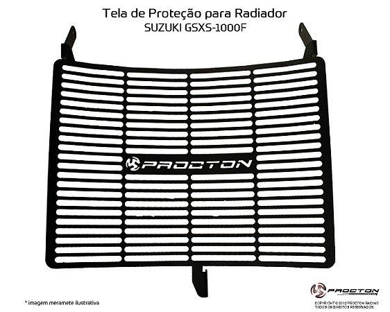Protetor de radiador SUZUKI GSX S1000