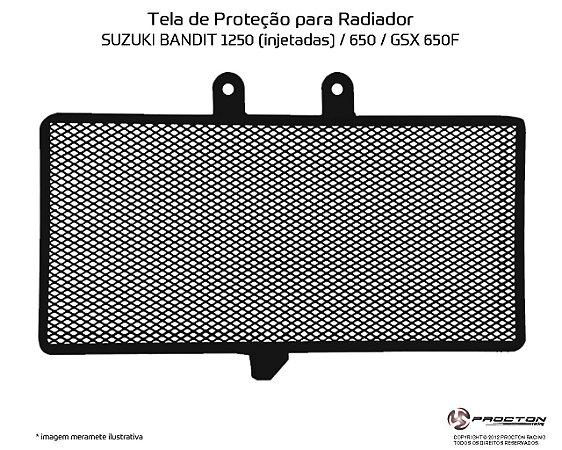 Protetor de radiador SUZUKI BANDIT 650
