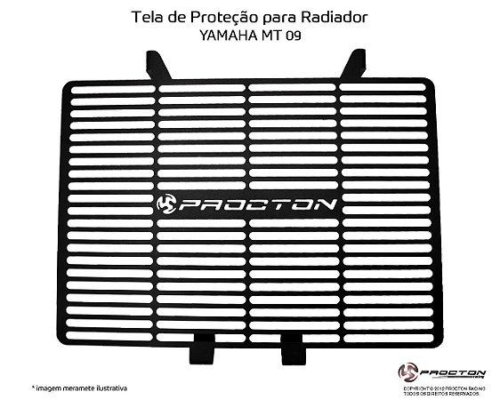 Protetor de radiador YAMAHA MT09 14/19