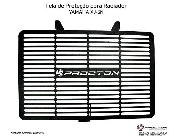 Protetor de radiador YAMAHA XJ6 N 10/19