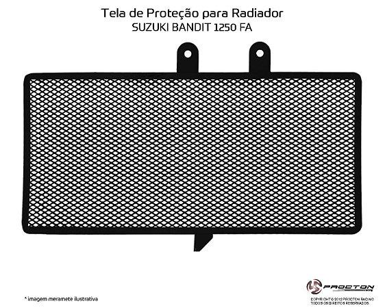 Protetor de radiador SUZUKI BANDIT 1250 FA