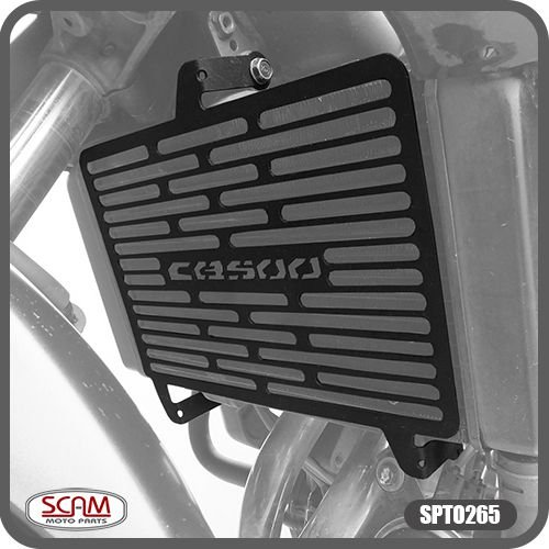 Protetor de radiador HONDA CBR500R 13> Scam