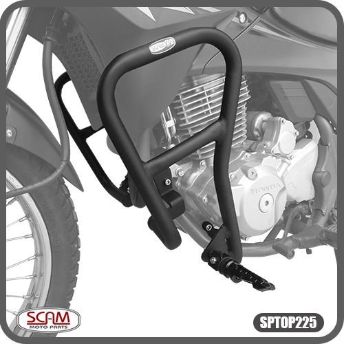 Protetor de Motor Carenagem HONDA FALCON 400I 13/15 SCAM