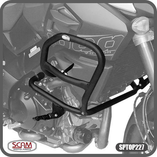 Protetor de motor carenagem SUZUKI V-STROM1000 14> SCAM