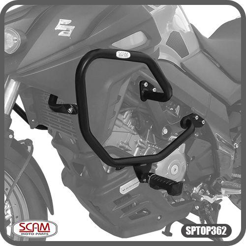 Protetor de motor carenagem SUZUKI V-STROM 650 14> SCAM