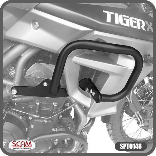 Protetor de motor carenagem TIGER 800 15> SCAM