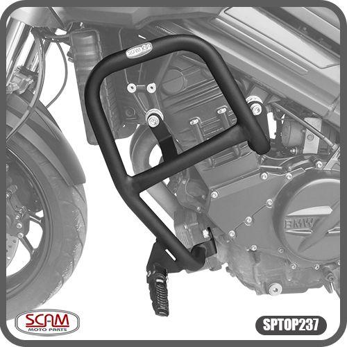 Protetor de Motor Carenagem BMW F800R 10> SCAM