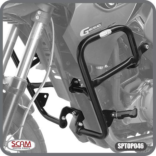 Protetor de Motor Carenagem BMW G650GS 09> SCAM