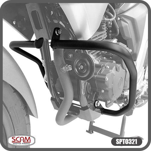 Protetor de Motor YAMAHA FAZER 250 18> SCAM