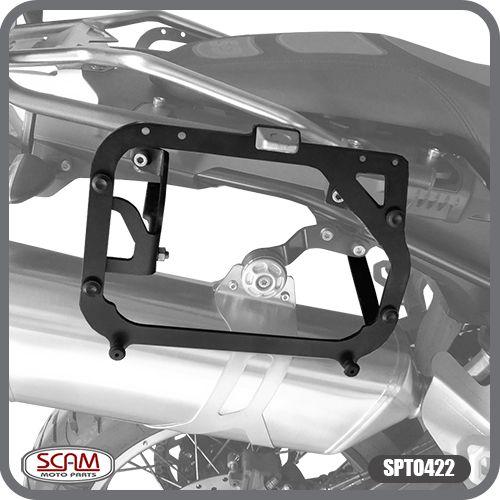 Suporte de baú lateral BMW F750GS 18> SCAM