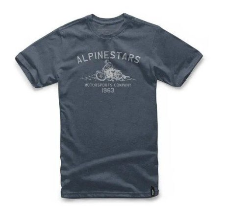 CAMISETA ALPINESTARS BURNOUT