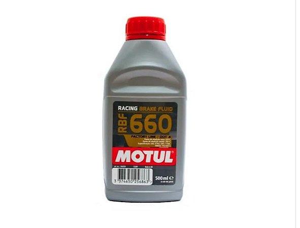 Oleo fluido de freio motul RBF 660 500 ml