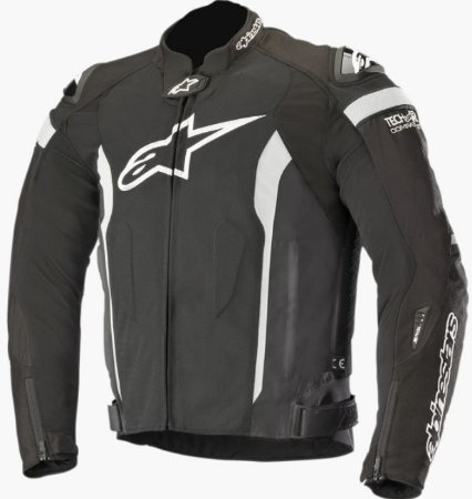 Jaqueta Alpinestars T-Missile Air Tech-Air