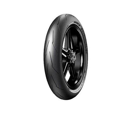 Pneu Pirelli 120/70Zr17 Diablo Supercorsa V3 (Tl)  (58W) (D)