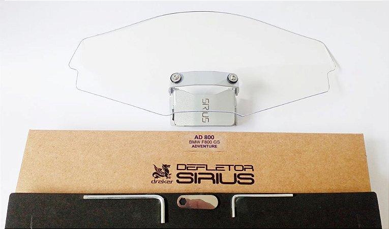 Defletor Bmw Gs800 f800 GS Sirius Drakar