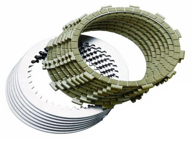 Kit Discos Embreagem + Separadores Srad 750  08-10 Gsxr750