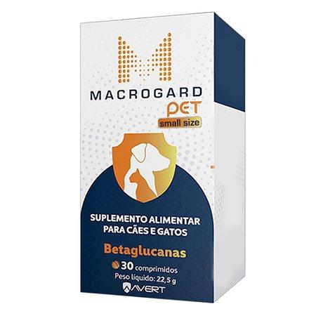 Macrogard Pet Small Size 22.5g 30 Comp- Avert