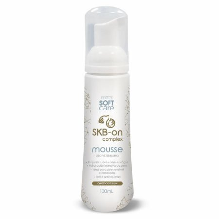 Petsociety Soft Care SKB-On Complex Mousse 100ml