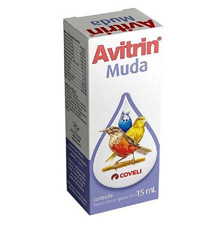 Avitrin Complexo Vitamínico Muda 15ml - Coveli