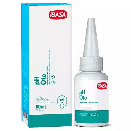 Higienizador pH Oto Ibasa 30ml