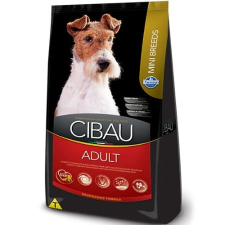 Ração Cibau Medium Breeds Cães Adultos Raças Pequenas 15kg