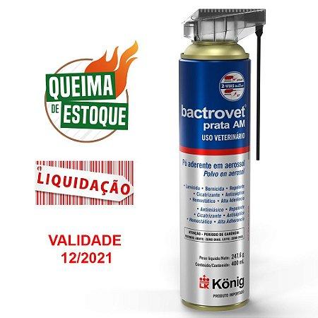 Bactrovet Prata AM Dual Tap 400ml Konig (VAL: 12/21)
