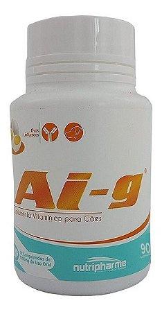 Suplemento Vitamínico Ai-g 90 Comprimidos - Nutripharme