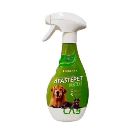 Educador Afaste Pet Forte Spray Repelente 500ml - Labgard