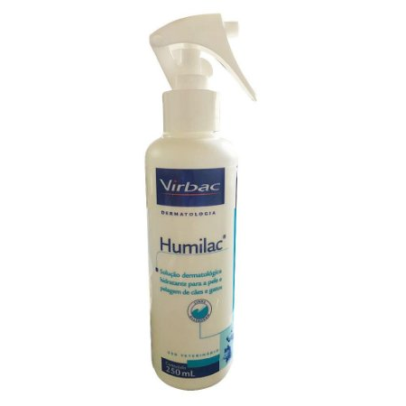 Spray Hidratante Humilac 250ml - Virbac