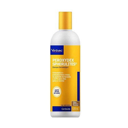Shampoo Dermatólogico Peroxydex Spherulites 125ml - Virbac