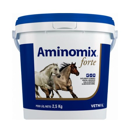 Aminomix Forte 2,5kg Complexo Vitamínico - Vetnil