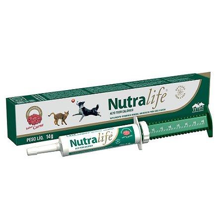 Suplemento Vitamínico Nutralife Seringa Dosadora 14g - Vetnil