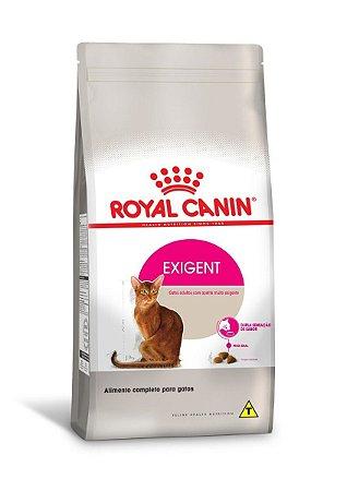 Ração Royal Canin Gatos Exigent Paladares Muito Exigentes 400g