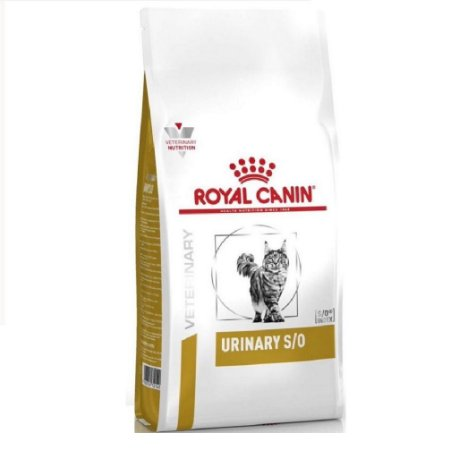 Ração Royal Canin Veterinary Diet Gatos Urinary 1,5Kg
