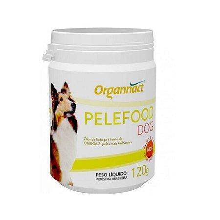 Suplemento Vitamínico Pelefood Dog 120g - Organnact