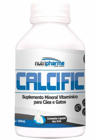 Suplemento Vitamínico Calcific 100ml - Nutripharme